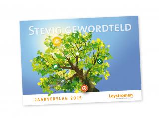 Leystromen 2015 cover